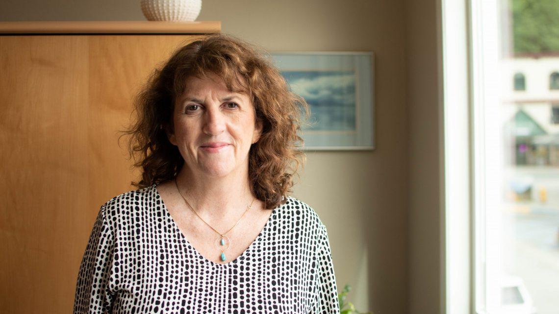 Julie Staley in office